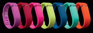Fitbit Flex - Colours
