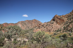 Flinders Range - Brachina Gorge (www.JnyAroundTheWorld.com - Pictures & Travels) Tags: nature nationalpark australia outback wilderness southaustralia flinders australie jny flindersrange brachina ediacarian australiedusud