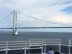 Cunard's Queen Victoria ship (Harrogate) Tags: bridge cruise ship cunard queenvictoria