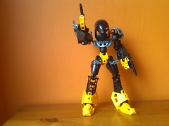 The Goodwill Sniper (18) (EMMSixteenA4) Tags: light self work dark that mirror flickr ranger order good progress 7 wip help will sniper advice bionicle gali critique pls moc lewa tahu nui roark mahri kopaka pohatu lesovikk mfin onua selfmoc lessovikk wreax