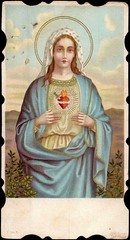 Sacred Heart Mary (ehem. Diether Petter) Tags: marie sainte heart image maria madonna mary holy virgin card sacred mutter virgen carte santino jungfrau vierge heiligenbild gottes gottesmutter schreibman andachtsbild heiligenbildchen andachtsbildchen pieuse heiligenprentje