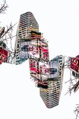 © EndYmioN – Damien Guyon. Tous droits réservés - Projet Laputa (endymionphoto) Tags: reflection art digital landscape reflet paysage laputa endymion symétrie multiexposition unusualviewsperspectives endymionphoto httpendymionphotocom