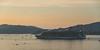 Oasis of the Seas, zarpando de Vigo (dfvergara) Tags: españa atardecer mar agua barco galicia royalcaribbean ria vigo crucero riadevigo trasatlantico zarpar oasisoftheseas