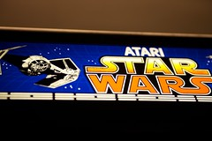 Star Wars (little fern photography) Tags: show seattle fire starwars jump nw shoot northwest buttons arcade hobby atari joystick retro videogames 80s button pacificnorthwest videogame hobbies highscore gameroom pacificnw arcadegame arcardes nwpinballandgameroomshow