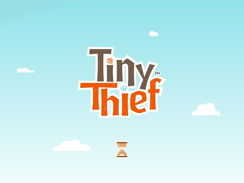 Tiny Thief Loading: screenshots, UI