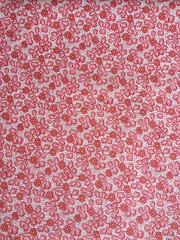 Everything But the Kitchen Sink (LoveTheBaby) Tags: pink kitchen floral 1930s sink mel fabric missouri but everything exchange fabrics rjr
