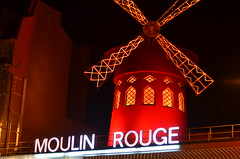 The Moulin Rouge Paris (**johnwillis**) Tags: moulinrouge themoulinrouge moulinrougeparis
