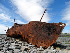Shipwreck of the Plassey (Care_SMC) Tags: ireland shipwreck day3 inisheer aranislands plassey inisoirr vagabondtour