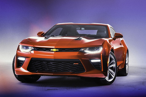 2016 Camaro SS Reviews, Specs and Pictures