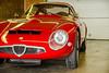 Zagato Alfa Romeo Giulia TZ1 (GmanViz) Tags: color detail car racecar nikon automobile alfaromeo giulia paddock zagato tz1 gmanviz d7000