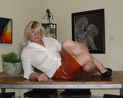 T... ist aufgetischt :-) (SheerBelette) Tags: tgurl tgirl tranny crossdresser ladyboy shemale hure rock nylon pantyhose strumpfhose sheer lingerie legs skirt heels pumps shortskirt holdups halterlose blonde whore slut nutte stockingtops minikleid minidress highheels boobs titten shiny smoothlegs upskirt lips trannywhore enfemme feminisation fem transformation mtf feminization transvestite lady transgender single sissy feminin angel evilangel xdress sexy sex milf tilf cougar mature drag