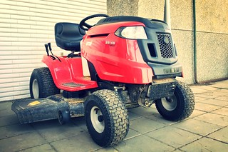 53/365 Lawn Mower