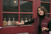 Bartons Window (mrmatthewlee) Tags: bartons window tour bottle glass seeds bourbon trail kentucky ky edit raw