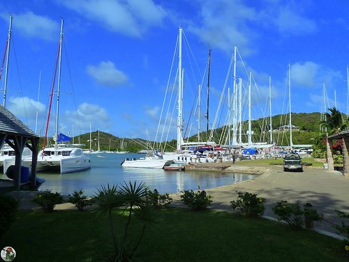Antigua - English Harbour, Nelsons Dockyard
