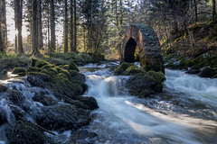 Leaping Arch (Mike Bolam) Tags: leapingarch andygoldsworthy drumlanrig dumfriesandgalloway mikebolam marrburn