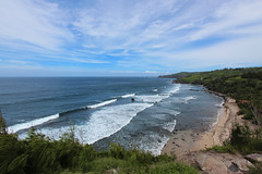 Punalau Beach (russ david) Tags: punalau beach north shore hawaii hi maui ocean pacific waves september 2016