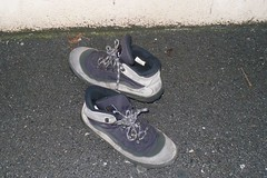 (mistigree) Tags: chaussure objettrouvé toulouse