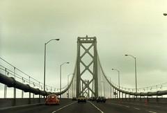 Oakland Bay Bridge (wallygrom) Tags: usa california westcoastflydrive sanfrancisco oakland oaklandbaybridge bridge