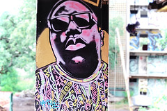 ProjectBe (chandlerchristian) Tags: new black project graffiti orleans louisiana paint artist be crown projects excellence biggie projectbe paintwhereitaint