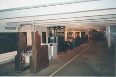 New York NY ~ Brooklyn ~ New York Transit Museum ~ My Old Film 35mm