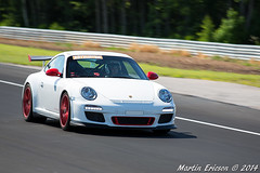 140607 538w (Marteric) Tags: club race track pcs sweden 911 ring porsche sverige rs trackday gt3 997 kinnekulle gt3rs 140607