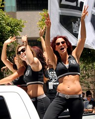 LA Kings Ice Crews (Prayitno / Thank you for (10 millions +) views) Tags: california ca red woman sexy ice cup hockey girl female hair nhl la championship los women angeles young victory parade kings national crew blond stanley blonde fabulous abs league crews 2014 redhaired smileplease sexyabs abdoment konomark champhion icecrews