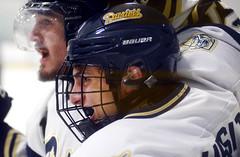 Goal! (fotofrysk) Tags: toronto ontario canada ice sports hockey action icehockey aurora players nikond7000