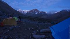 Наш лагерь у Кайласа в Тибете