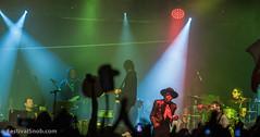 Skrillex Superjam ft. Big Gigantic w/ Cage The Elephant & Robby Krieger