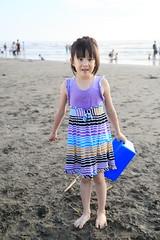 IMG_1217 (Ethene Lin) Tags: 人像 永安漁港 外拍 沙灘