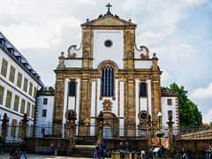 Paderborn-6 (AaronP65 - A sincere thnx for over 1 million views) Tags: germany deutschland paderborn rhine jesuitenkirche marktkirche westphalia