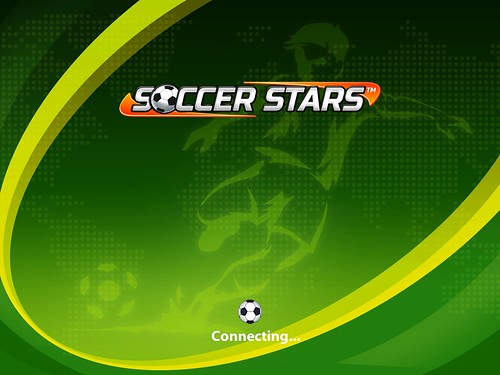 Soccer Stars Loading: screenshots, UI