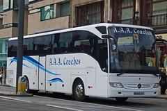 AAA, Kirknewton - BD60 XST (peco59) Tags: mercedes mercedesbenz citycircle psv pcv tourismo citycirclecoaches aaacoaches citycirclelondon bd60xst aaakirknewton