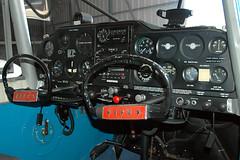 VH-PMK Piper PA-22-108 Colt (Robert Frola Aviation Photographer) Tags: nikond70 piper 2007 cockpits yred piperpa22 vhpmk