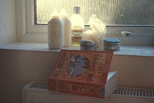Bill Bryson book fan photo