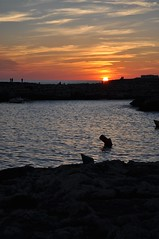 Sunset (crwilliams) Tags: spain menorca calasantandria