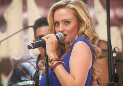 Stephanie Wall (Michelle R Hall) Tags: california ranch party wall t big singing nashville theatre disneyland disney resort renee musical singer stephanie mad thunder fronteirland