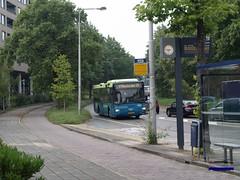 Connexxion 3879, Lijn 170, Keizer Karerlweg (2014) (Library of Amsterdam Public Transport) Tags: bus netherlands buses amsterdam nederland cx publictransport autobus paysbas citybus openbaarvervoer autobuses vervoer stadsarchief stadsbus connexxion tram5 cxx localbus streekbus communterbus
