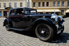 Alvis SA Speed 20 (1933) (The Adventurous Eye) Tags: speed sa 20 alvis xviii okruh hanck