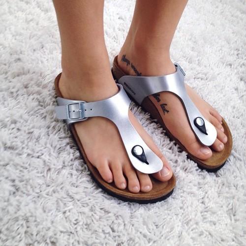 Ladies Birkenstock Shoes