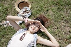 親親大自然 (SiuYu 小魚兒) Tags: love girl beautiful beauty zeiss 35mm model pretty sony melody carl ho fe za f28 美女 2470mm 模特兒 7r a7r hoyingying ilcea7r ilce7r 何瑩瑩