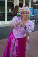 SDCC 2014 JPEG 4656 (Photography by J Krolak) Tags: california costume cosplay disney masquerade rapunzel tangled comiccon2014 sdcc2014 sandiegocomiccon2014