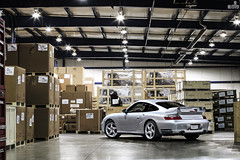 Marco's 996 (dkfx photography) Tags: auto ohio canon cincinnati 911 warehouse turbo porsche coupe twinturbo select 996 6d cincy 85l 996tt dkfx dkfxphotography 85mmf12vii