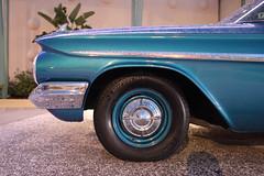 wheel hotel classiccar automobile florida tire chevy 1960s cabanabay universalorlandoresort 1961chevroletimpala cabanabaybeachresort