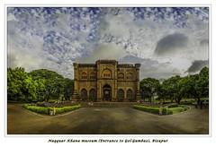NaqquarKhana-Bijapur (veerabhadrag) Tags: museum gol khana bijapur golgumbaz gumbaz naqquarkhana naqquar