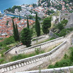 "Fortress Walls and Old Town Kotor <a style=""margin-left:10px; font-size:0.8em;"" href=""http://www.flickr.com/photos/14315427@N00/14653889089/"" target=""_blank"">@flickr</a>"