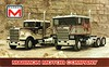 Marmon Conventional and C.O.E. Trucks (aldenjewell) Tags: truck texas postcard garland conventional coe marmon
