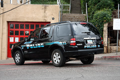 Jerome Police Dept. (twm1340) Tags: arizona ford car explorer police august az jerome aug officer 2014
