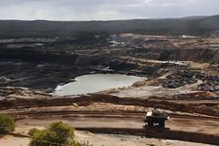 Anglesea coal mine - IMG_7748 (John Englart (Takver)) Tags: march rally protest australia victoria coal powerstation climatechange climate coalmine alcoa anglesea shutitdown