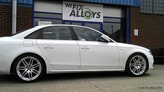 "Audi alloy wheels refurbished by We Fix Alloys • <a style=""font-size:0.8em;"" href=""http://www.flickr.com/photos/75836697@N06/14689374148/"" target=""_blank"">View on Flickr</a>"